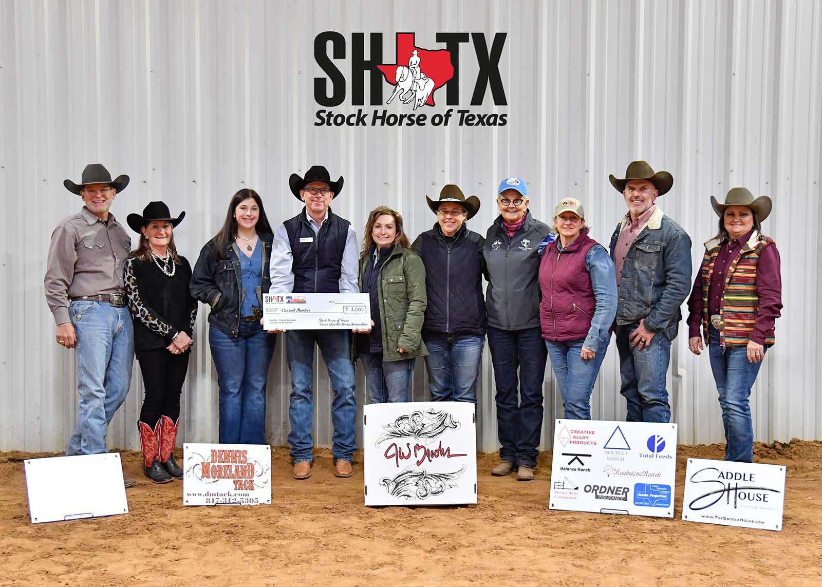 TQHA Ride For Cash Winners