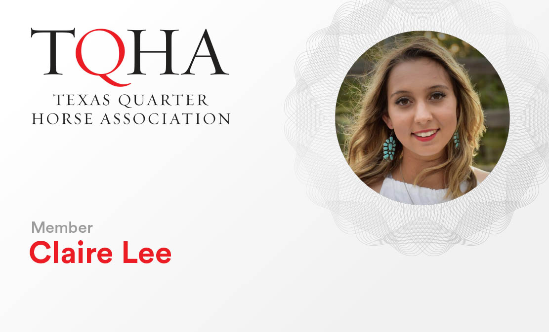 Claire Lee TQHA Member