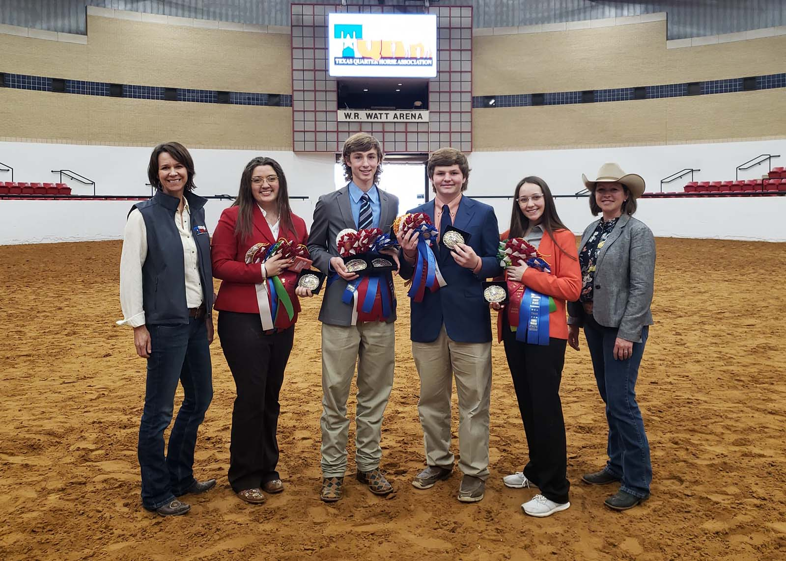 Texas 4-H Horse Project